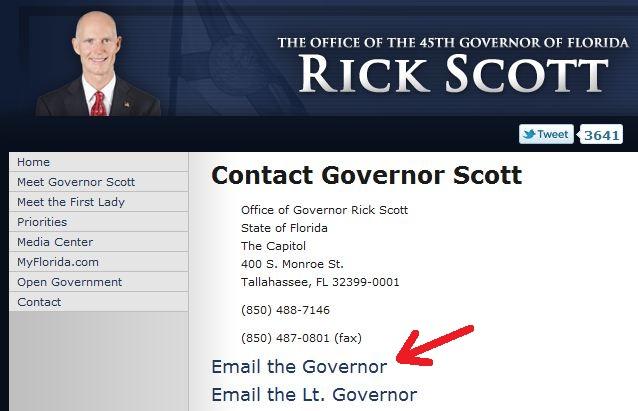Email Rick Scott